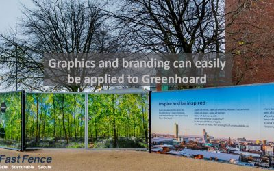 7 Reasons Why Greenhoard Is Better Than Timber For hoarding & Site Enclosure
