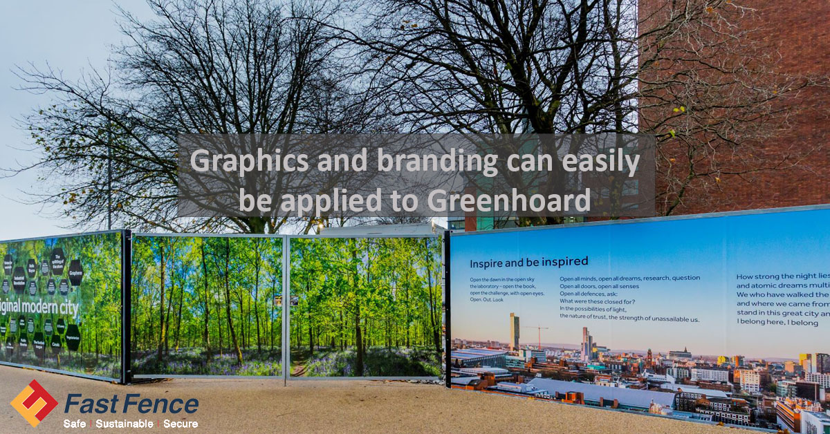 sustainable hoarding solutions